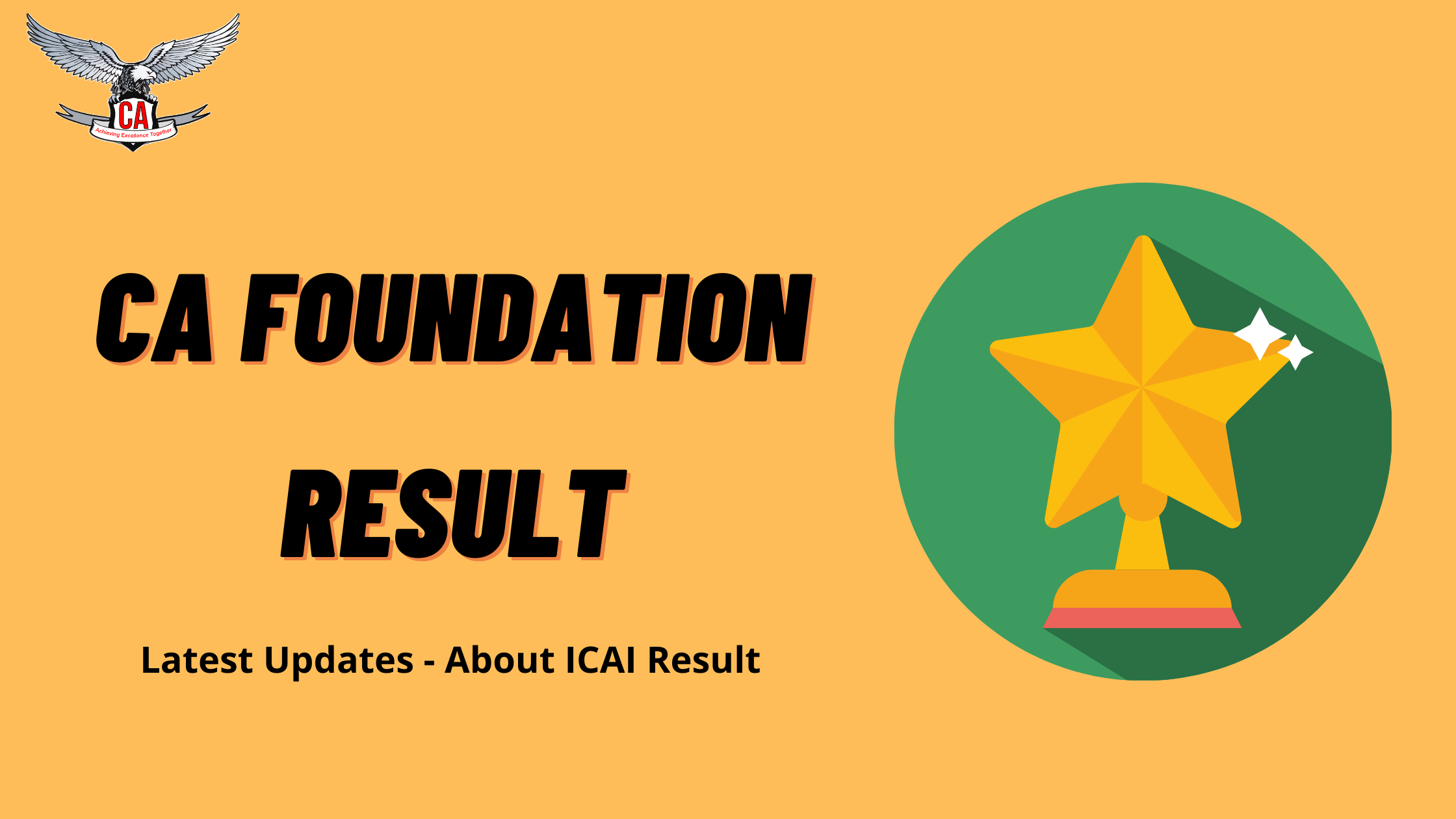 ICAI CA Foundation Result