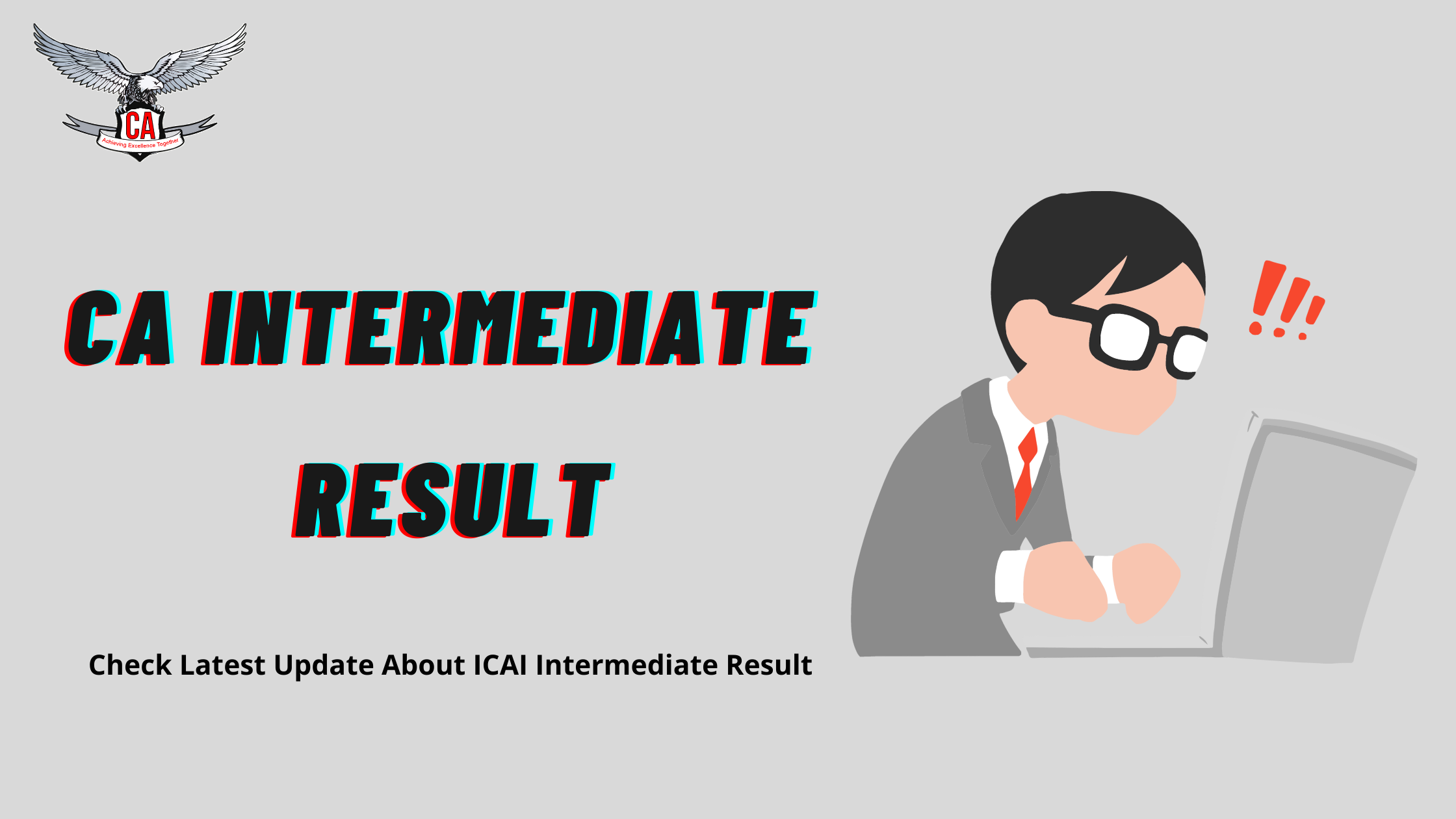 Check CA Inter IPCC result of November 2020 | Latest Update